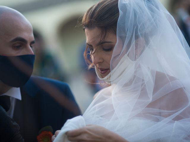 Il matrimonio di Simone e Noemi a Settimo San Pietro, Cagliari 143