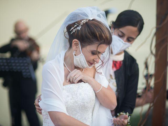 Il matrimonio di Simone e Noemi a Settimo San Pietro, Cagliari 145