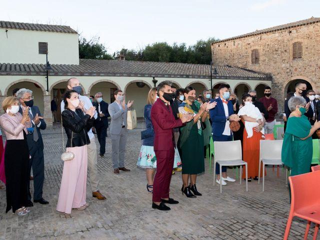 Il matrimonio di Simone e Noemi a Settimo San Pietro, Cagliari 158
