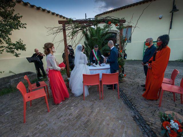 Il matrimonio di Simone e Noemi a Settimo San Pietro, Cagliari 161