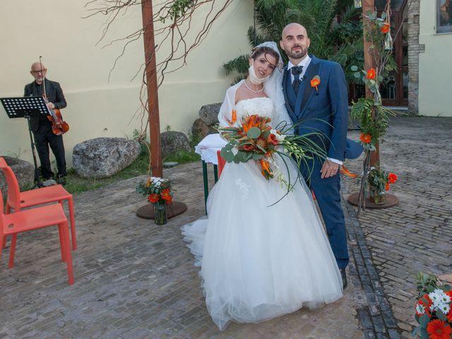 Il matrimonio di Simone e Noemi a Settimo San Pietro, Cagliari 164