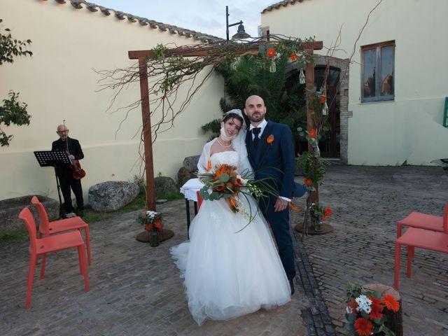 Il matrimonio di Simone e Noemi a Settimo San Pietro, Cagliari 165