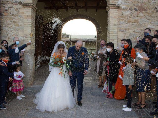 Il matrimonio di Simone e Noemi a Settimo San Pietro, Cagliari 167
