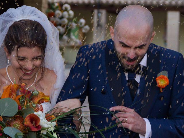 Il matrimonio di Simone e Noemi a Settimo San Pietro, Cagliari 168