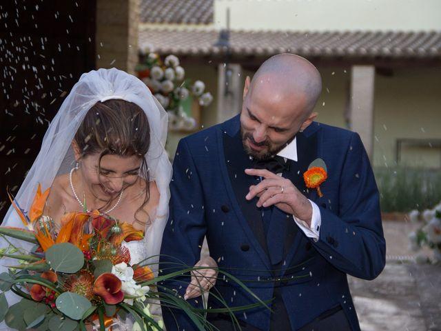 Il matrimonio di Simone e Noemi a Settimo San Pietro, Cagliari 169
