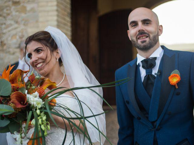Il matrimonio di Simone e Noemi a Settimo San Pietro, Cagliari 170