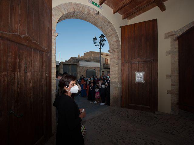 Il matrimonio di Simone e Noemi a Settimo San Pietro, Cagliari 171