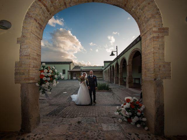 Il matrimonio di Simone e Noemi a Settimo San Pietro, Cagliari 173