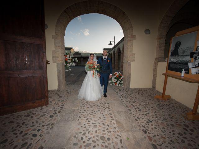 Il matrimonio di Simone e Noemi a Settimo San Pietro, Cagliari 174