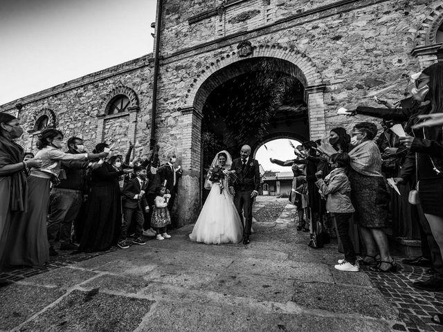 Il matrimonio di Simone e Noemi a Settimo San Pietro, Cagliari 177