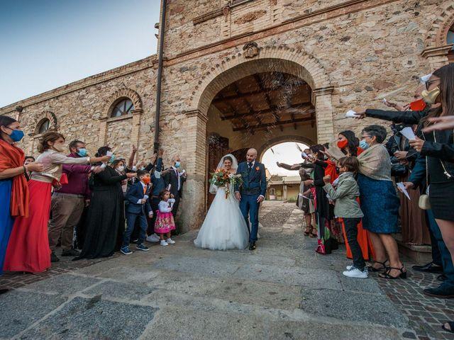 Il matrimonio di Simone e Noemi a Settimo San Pietro, Cagliari 178