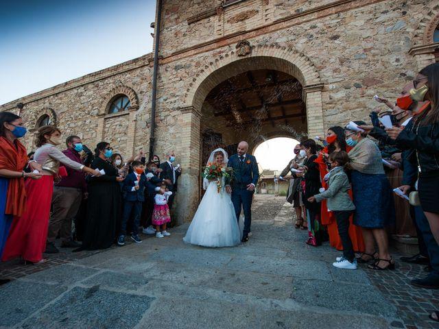 Il matrimonio di Simone e Noemi a Settimo San Pietro, Cagliari 179