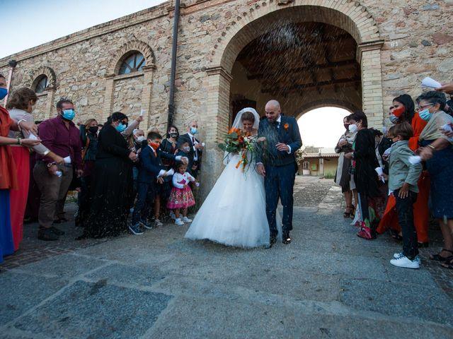 Il matrimonio di Simone e Noemi a Settimo San Pietro, Cagliari 180
