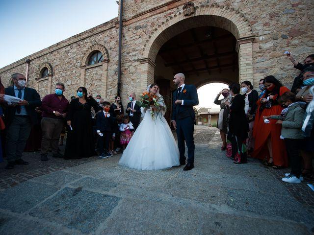 Il matrimonio di Simone e Noemi a Settimo San Pietro, Cagliari 181