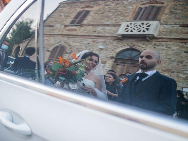 Il matrimonio di Simone e Noemi a Settimo San Pietro, Cagliari 183
