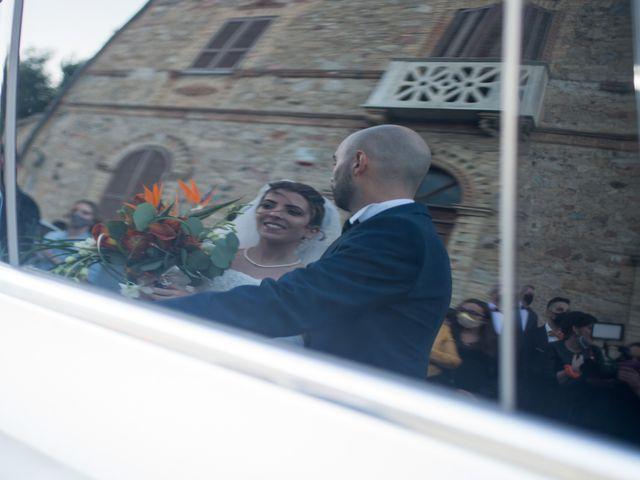Il matrimonio di Simone e Noemi a Settimo San Pietro, Cagliari 184