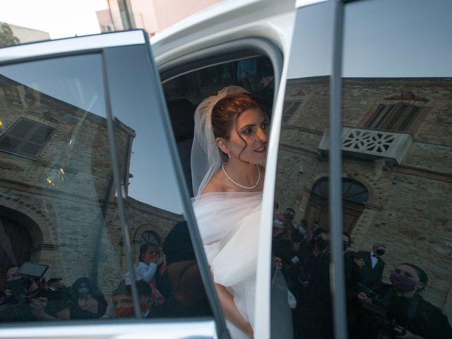 Il matrimonio di Simone e Noemi a Settimo San Pietro, Cagliari 186