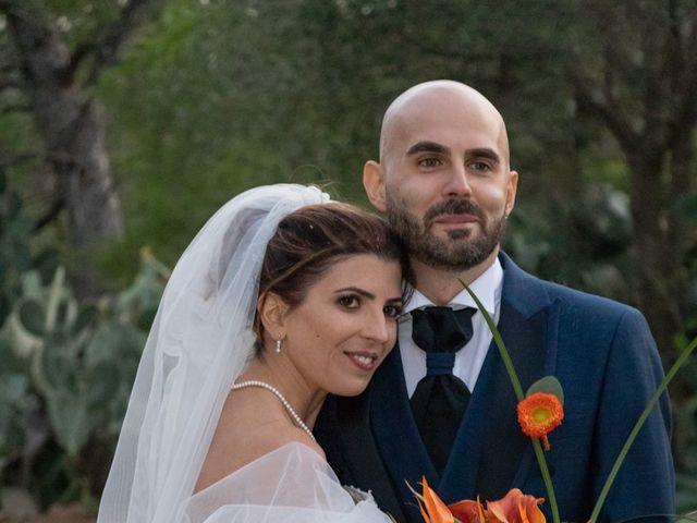 Il matrimonio di Simone e Noemi a Settimo San Pietro, Cagliari 188