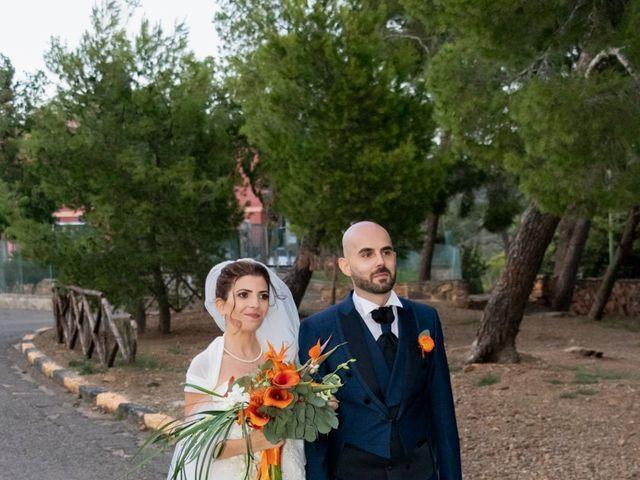 Il matrimonio di Simone e Noemi a Settimo San Pietro, Cagliari 189