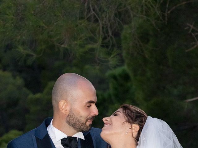 Il matrimonio di Simone e Noemi a Settimo San Pietro, Cagliari 191