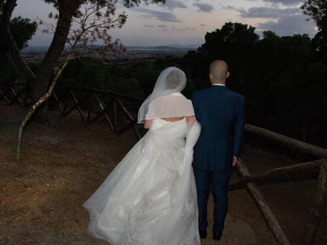 Il matrimonio di Simone e Noemi a Settimo San Pietro, Cagliari 194