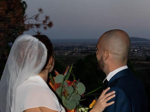 Il matrimonio di Simone e Noemi a Settimo San Pietro, Cagliari 195