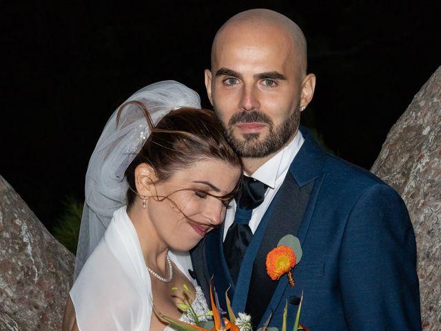 Il matrimonio di Simone e Noemi a Settimo San Pietro, Cagliari 198