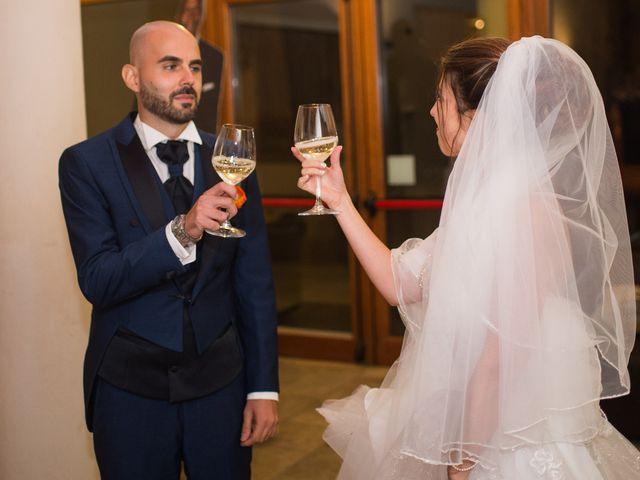 Il matrimonio di Simone e Noemi a Settimo San Pietro, Cagliari 235