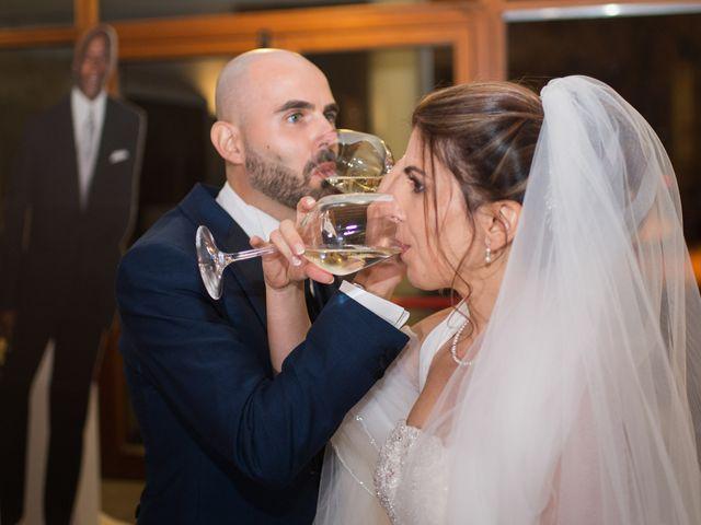 Il matrimonio di Simone e Noemi a Settimo San Pietro, Cagliari 236