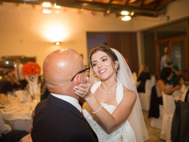 Il matrimonio di Simone e Noemi a Settimo San Pietro, Cagliari 243