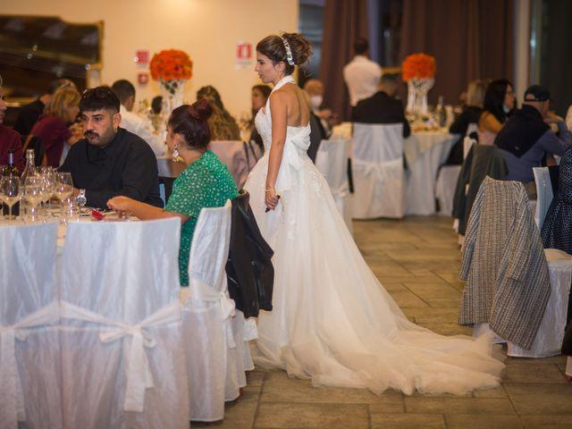 Il matrimonio di Simone e Noemi a Settimo San Pietro, Cagliari 251