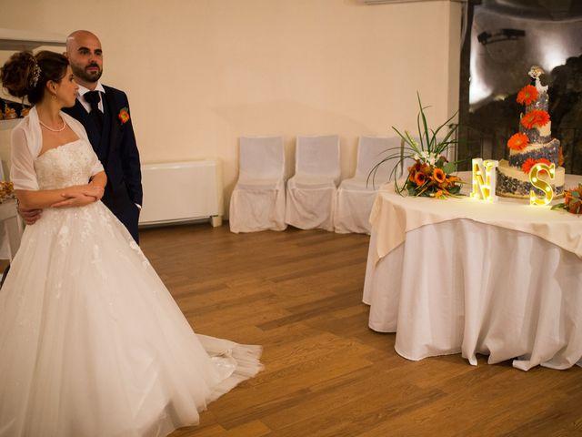 Il matrimonio di Simone e Noemi a Settimo San Pietro, Cagliari 272