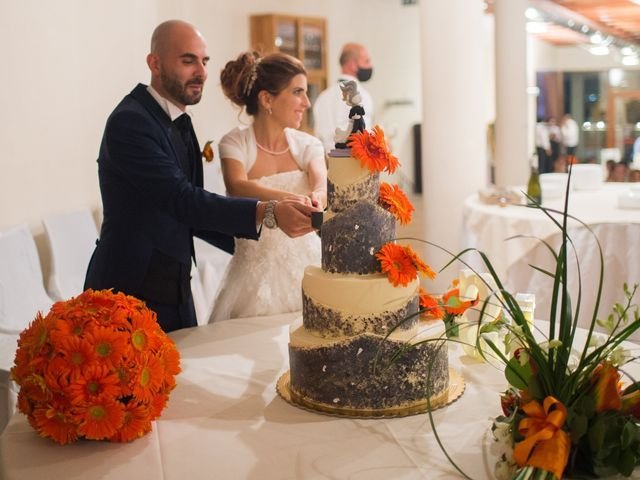 Il matrimonio di Simone e Noemi a Settimo San Pietro, Cagliari 274