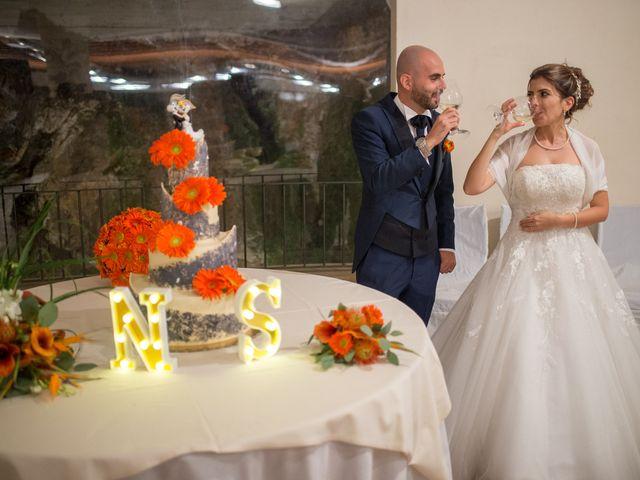 Il matrimonio di Simone e Noemi a Settimo San Pietro, Cagliari 276