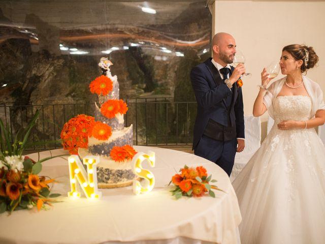 Il matrimonio di Simone e Noemi a Settimo San Pietro, Cagliari 277