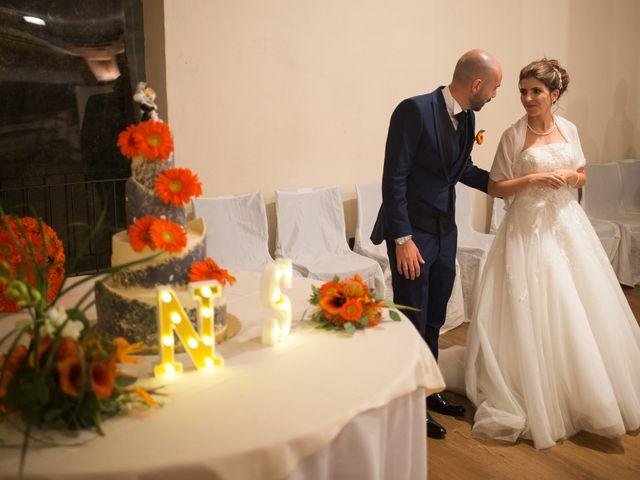 Il matrimonio di Simone e Noemi a Settimo San Pietro, Cagliari 279
