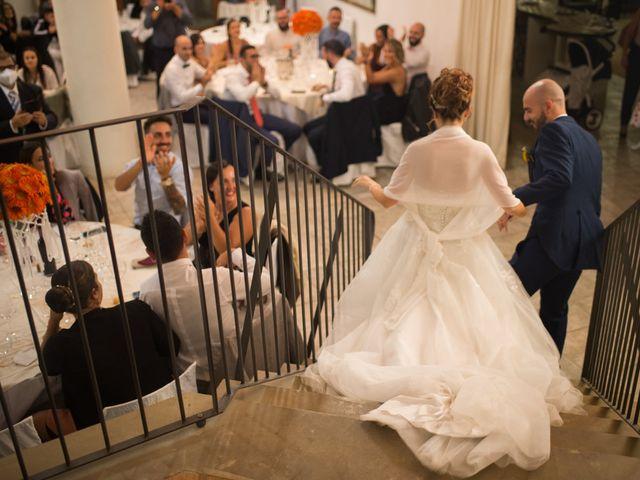 Il matrimonio di Simone e Noemi a Settimo San Pietro, Cagliari 281