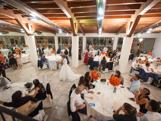 Il matrimonio di Simone e Noemi a Settimo San Pietro, Cagliari 284