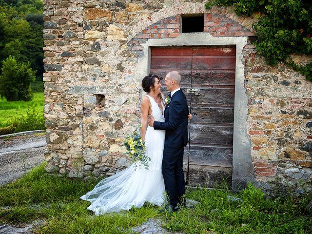 Le nozze di Samantha e Nicola
