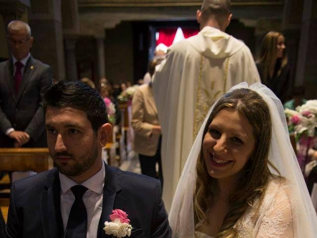 Il matrimonio di Calogero e Morena a Arsago Seprio, Varese 9