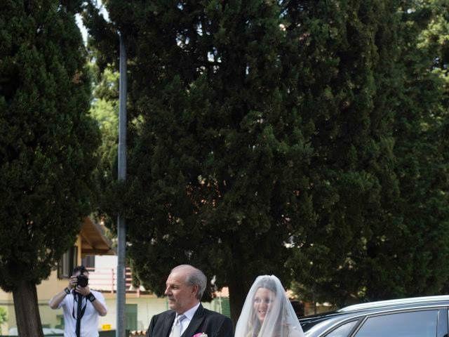 Il matrimonio di Calogero e Morena a Arsago Seprio, Varese 12