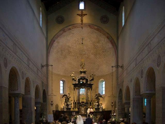 Il matrimonio di Calogero e Morena a Arsago Seprio, Varese 14