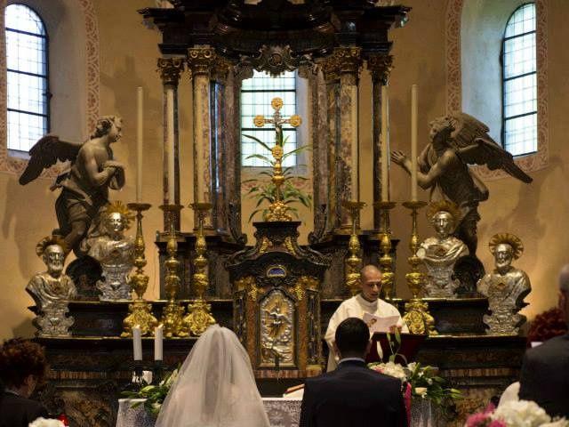 Il matrimonio di Calogero e Morena a Arsago Seprio, Varese 15