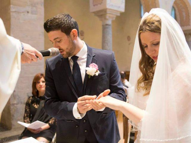 Il matrimonio di Calogero e Morena a Arsago Seprio, Varese 16