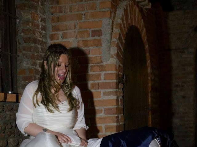 Il matrimonio di Calogero e Morena a Arsago Seprio, Varese 18
