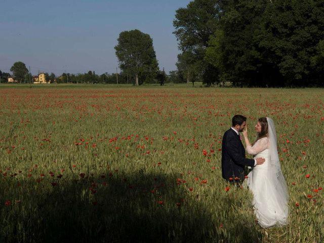 Il matrimonio di Calogero e Morena a Arsago Seprio, Varese 19