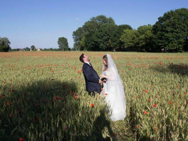 Il matrimonio di Calogero e Morena a Arsago Seprio, Varese 20