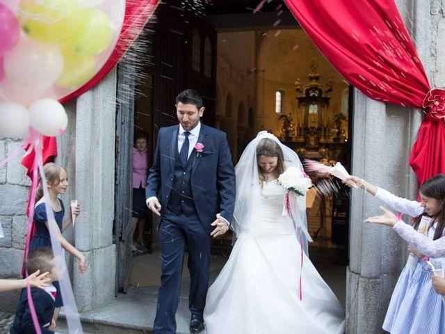 Il matrimonio di Calogero e Morena a Arsago Seprio, Varese 21