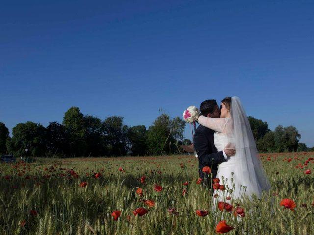 Il matrimonio di Calogero e Morena a Arsago Seprio, Varese 22