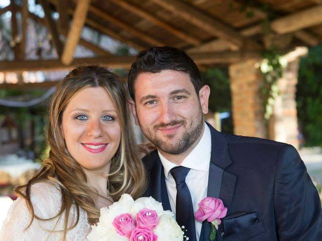Il matrimonio di Calogero e Morena a Arsago Seprio, Varese 23